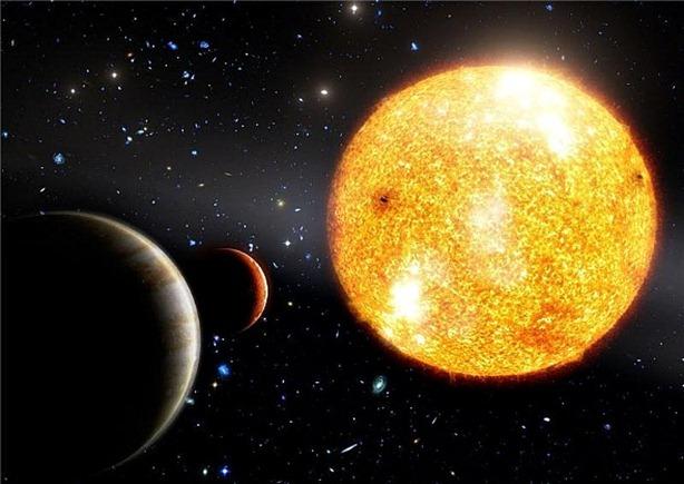 planeta 13000 M años
