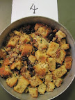 Cherry-Pecan Stuffing (with toasted cornbread)
