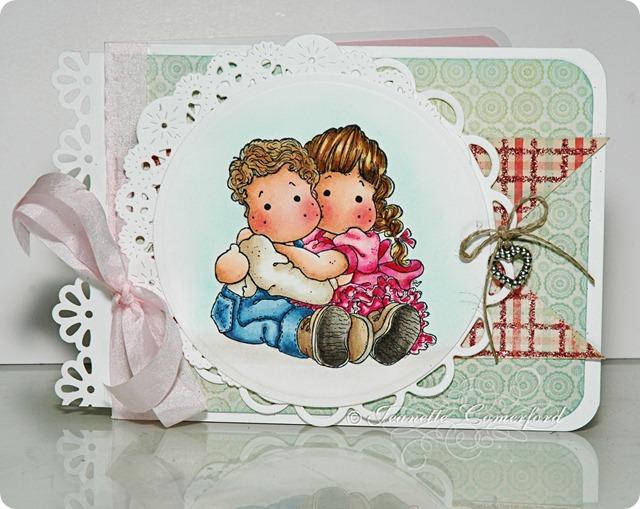 Tilda & Edwin Valentine