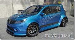 Dacia Sandero 2013 tuning 04