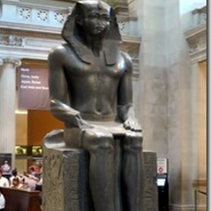 Egypt History Lesson–A Field Trip and a Book