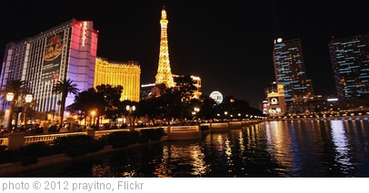 'Las Vegas Night Skyline' photo (c) 2012, prayitno - license: http://creativecommons.org/licenses/by/2.0/