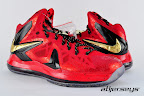 nike lebron 10 ps elite championship pack 15 05 Release Reminder: LeBron X Celebration / Championship Pack