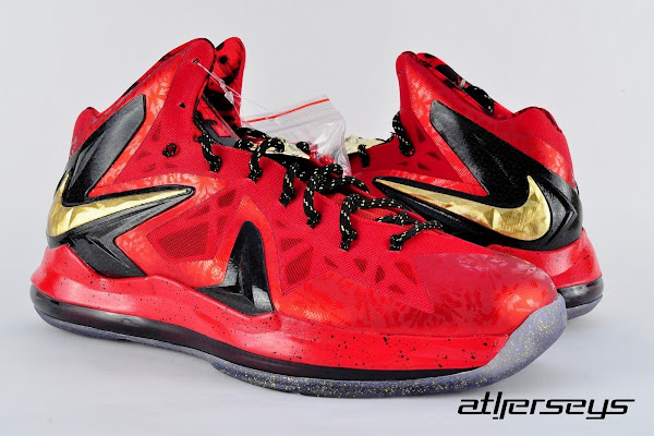 Probably the Nicest Photo Set of Nike LeBron X Championship Pack