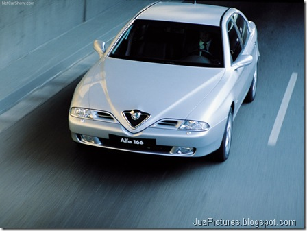 Alfa Romeo 166 (1998)4