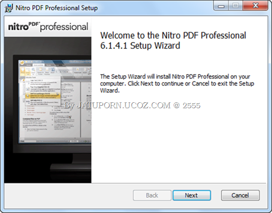 Nitro PDF Professional  By JATUPORN.UCOZ.COM
