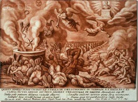 langostas abismo ateismo revelacion dios biblia top horrible