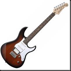 yamaha pacifica guitarra