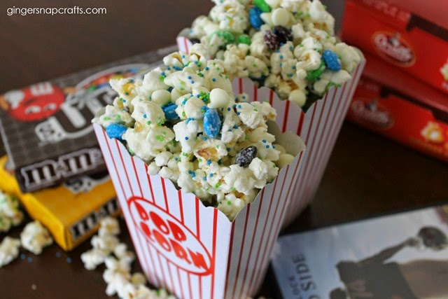 popcorn & a movie
