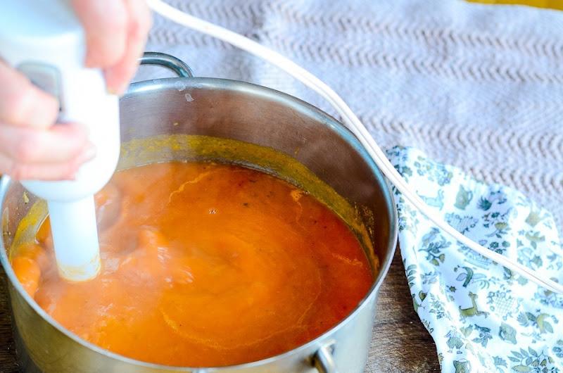 pumpkin soup-3090