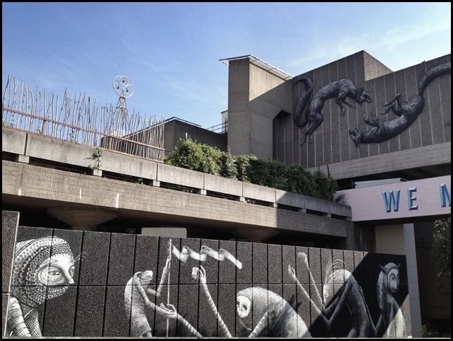 Roa and Phlegm Southbank