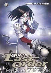 P00018 - Gunnm Last Order Tomo #18