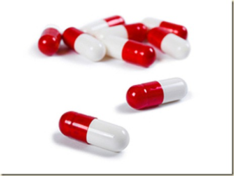 Pills, medical background