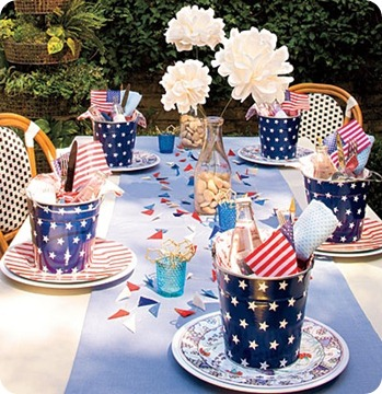 patriotic table 1