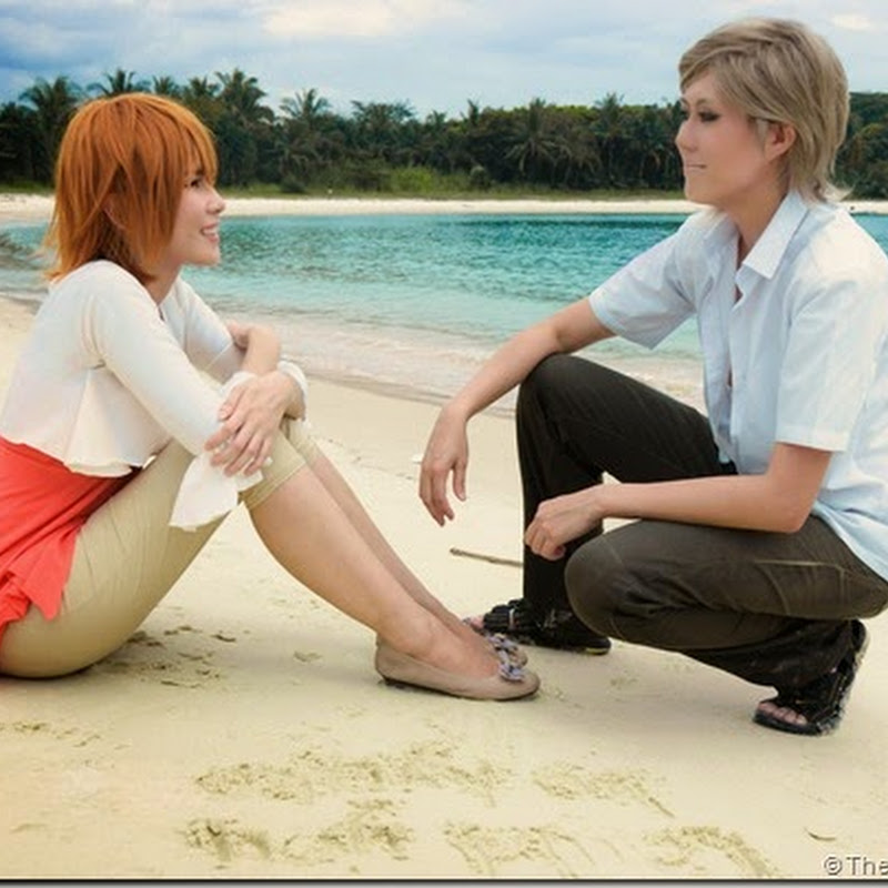 SKIP BEAT @ Guam (Island Photo-shoot)