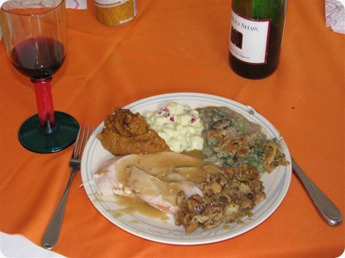 MyThanksgiving Dinner