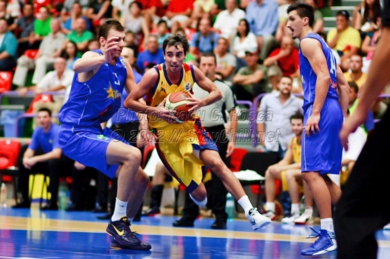 EUROBASKET 2013 :: Romnia &#8211; Bosnia 79:84