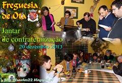 JFO - Jantar confraternizacao - 20.12.13