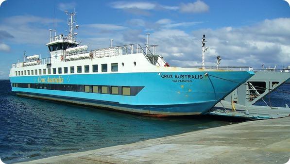 Navio Crux Australis