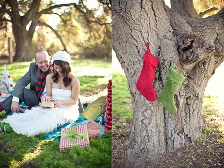 Semplicemente Perfetto Christmas Wedding Shoot 04
