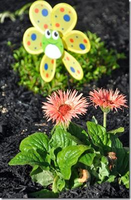 Spring Flower Bed 5