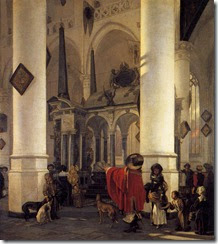 Emanuel_de_Witte_-_View_of_the_Tomb_of_William_the_Silent_in_the_New_Church_in_Delft_-_WGA25806