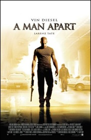 A Man Apart - poster