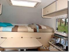 Dacia Logan Pick Up als Camper 11