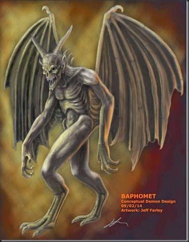 baphomet art