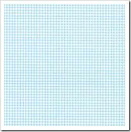 Linha Basic - Quadriculada Dupla (Azul Claro)