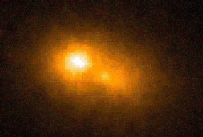 núcleo duplo da M31