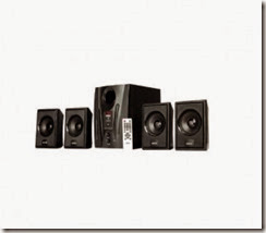 Snapdeal: Buy Intex IT-2650 DIGI 4.1 Speaker System at Rs. 1643 only