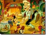 Quebra-cabeça do Pinochio