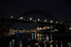 Bridges over the Tyne