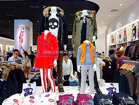 UNIQLO UU COLLECTION BUGIS PLUS 2012 Fall Winter JUN TAKAHASHI FASHION WOMEN MEN KIDS PREMIUM DOWN LIGHT JACKET LEATHER UTILITY COAT SHIRT DRESS CASHMERE KNITSWEAR HEAT TEACH LOUNGEWEAR ACCESSORIES SHOES SNEAKERS
