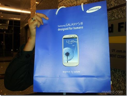 Pelancaran Samsung Galaxy SIII 19