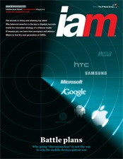 IAM Cover - Issue 52, March/April 2012