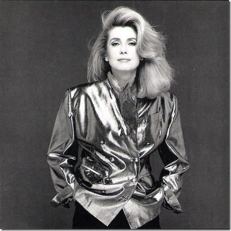 Bettina Rheims_ Sygma. Catherine Deneuve. Paris. 1988