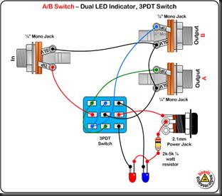 A-B-Switch-Dual-LED