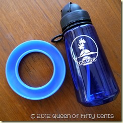 bobbin ring & water bottle