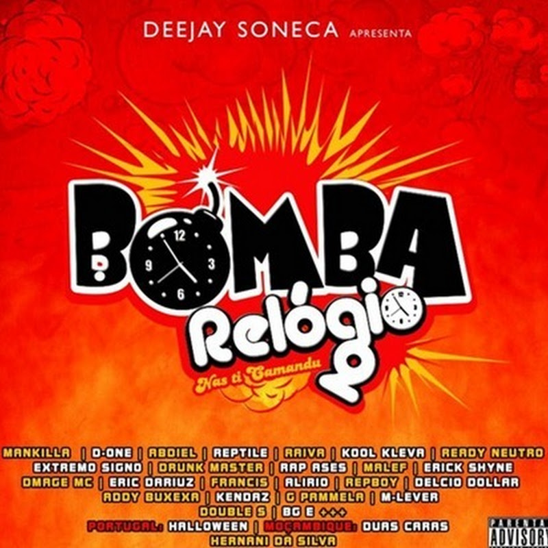 DJ Soneca – Mixtape Bomba Relógio Vol. 2 [Download Gratuíto]