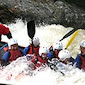 White Water Rafting in Dunkeld on the River Tay ( October to June )