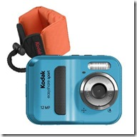 Kodak Easyshare Sport C123 Digital Camera