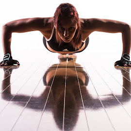 Reflections by Scott Martin - Sports & Fitness Fitness ( fitness loren reflection pushup,  )