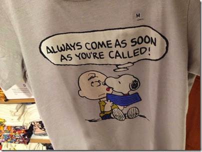 Peanuts X Cotton On