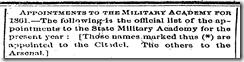 1861 Headlines