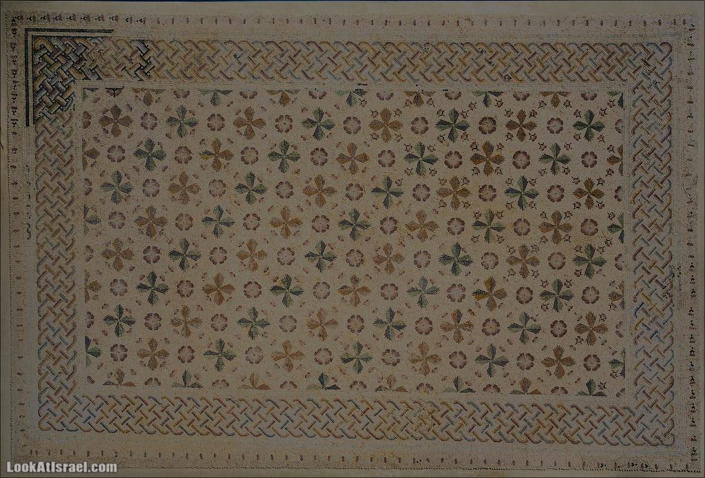 Мозаики от доброго самаритянина