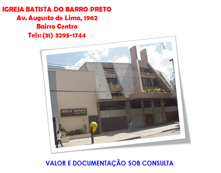 GUIA - EVANGELICA - BATISTA DO BARRO PRETO