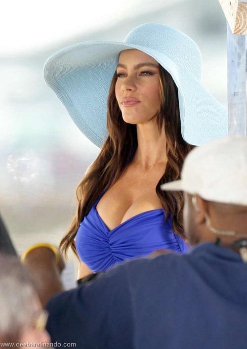 sofia vergara linda sensual sexy sedutora hot photos pictures fotos Gloria Pritchett desbratinando  (48)