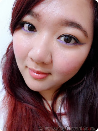 Priscilla Clara beauty blogger IBB MUC Maybelline makeup Color Tattoo  3